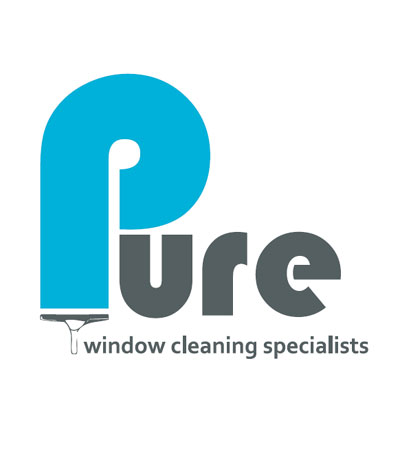 Pure Window Cleaning Logo